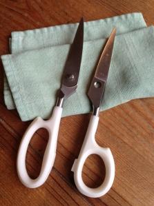 Shears apart