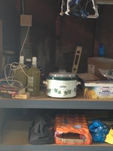 garage crock