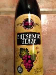balsamic glaze