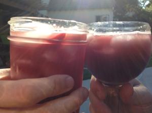 sangria cheers!