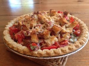 whole tomato pie