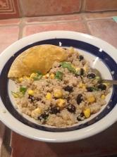 Couscous w cumin
